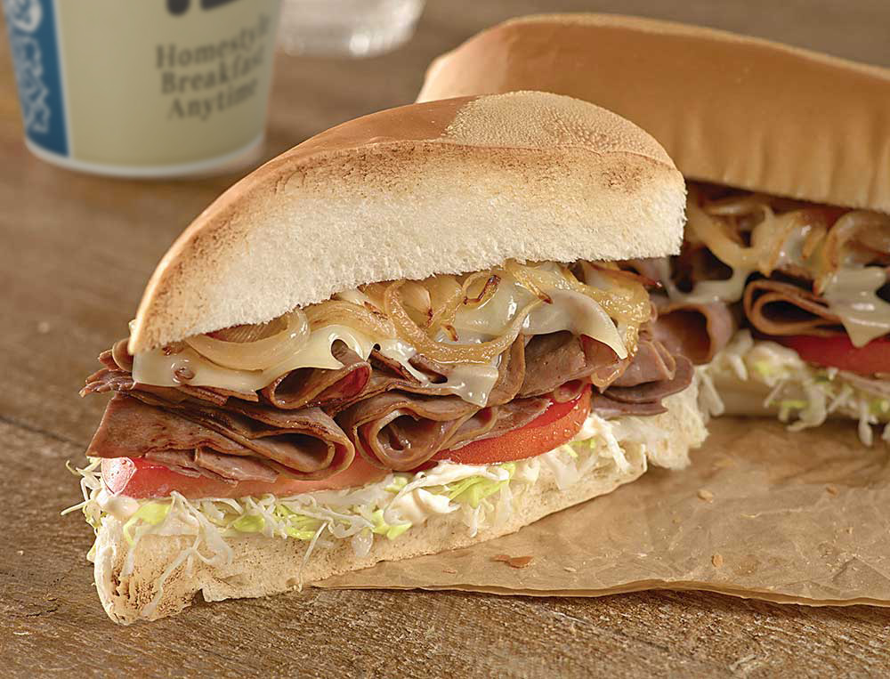 Meson Special Sandwich