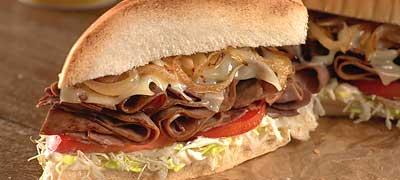Famous Sandwiches