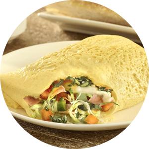House Omelette <em>Meson Original!</em>