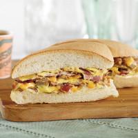 Omelette Trio | Meson Sandwiches