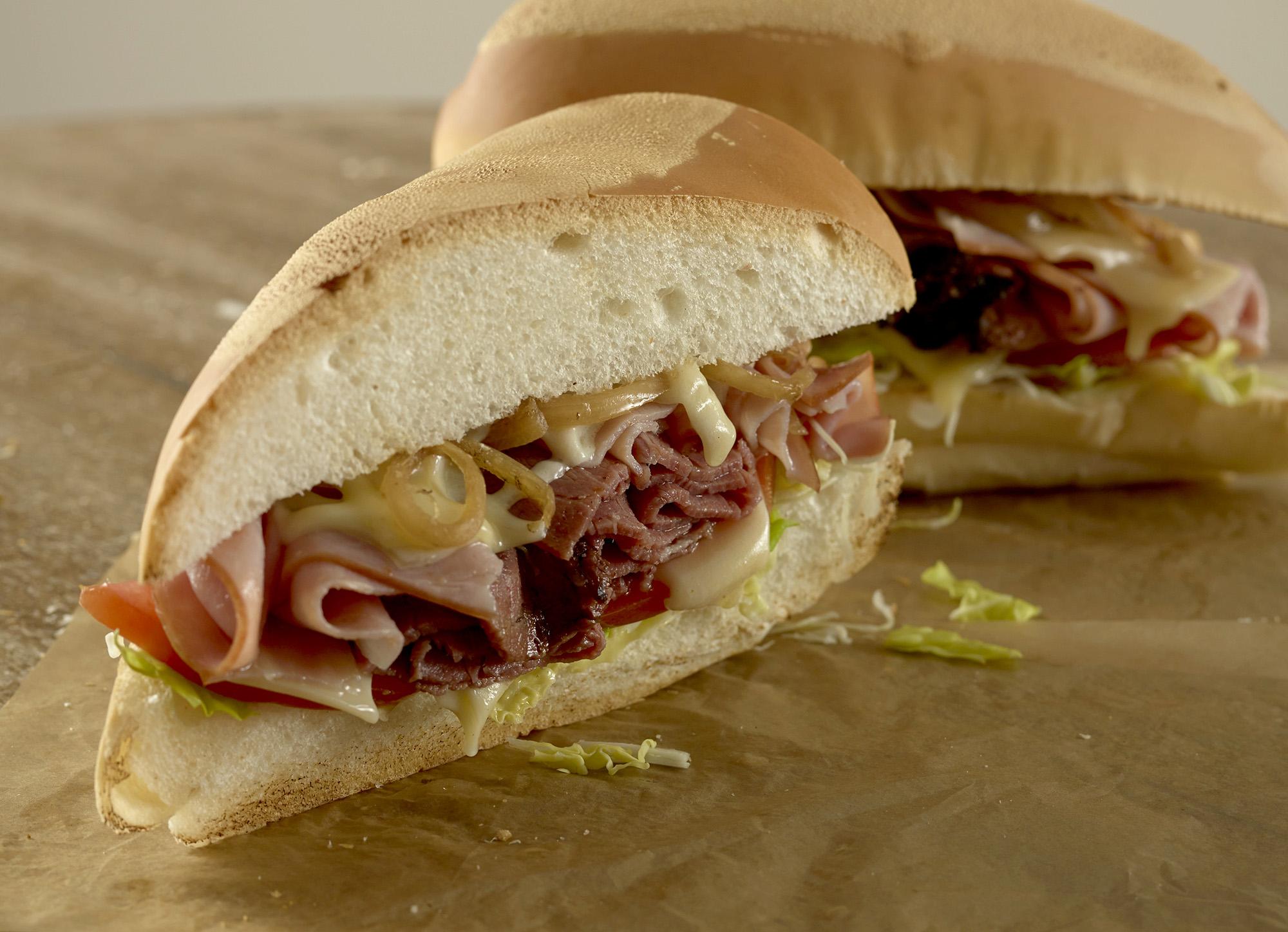 All Pro Sandwich