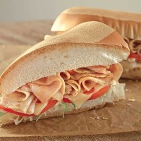 Sandwich-Turkey