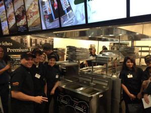El Meson Sandwiches at Premium Outlets Vineland in Orlando.