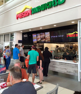 El Meson Sandwiches at Premium Outlets Vineland in Orlando.