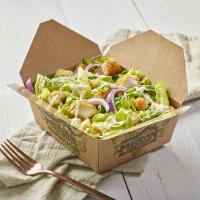 Crispy Chicken Caesar Salad | Meson Sandwiches