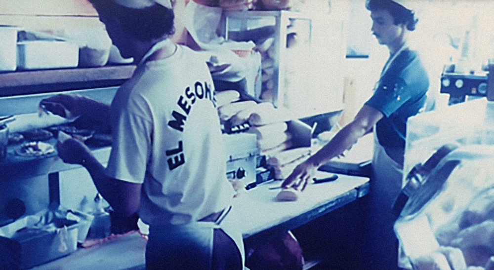 El Meson Sandwiches - Our history