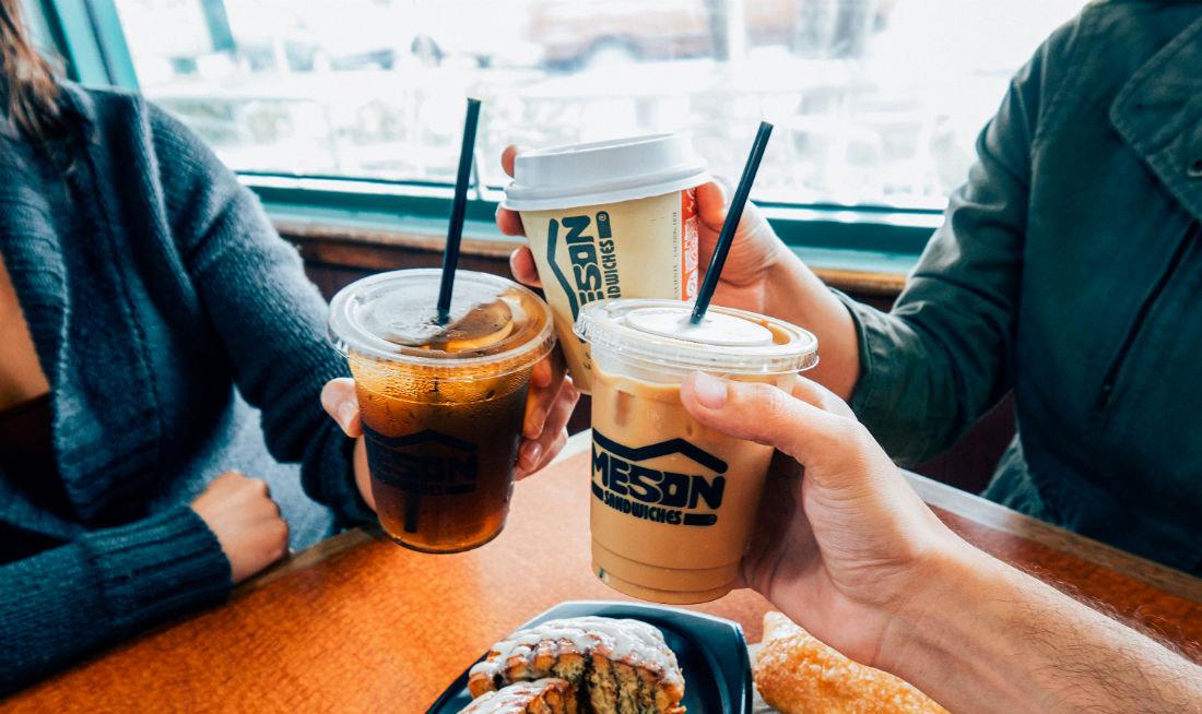 El Meson Sandwiches - 100% Puerto Rican Coffee