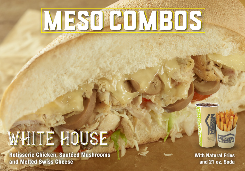 Meso Combos | White House