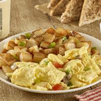 Veggie Bravo Breakfast - Meson Sandwiches