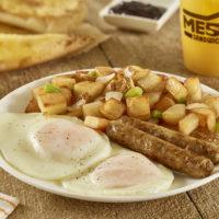Bravo Breakfast - Meson Sandwiches