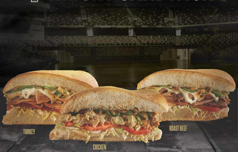 Meson Sandwiches New Addition, the 'Knight Sandwich',Supports UCF's Athletic Program