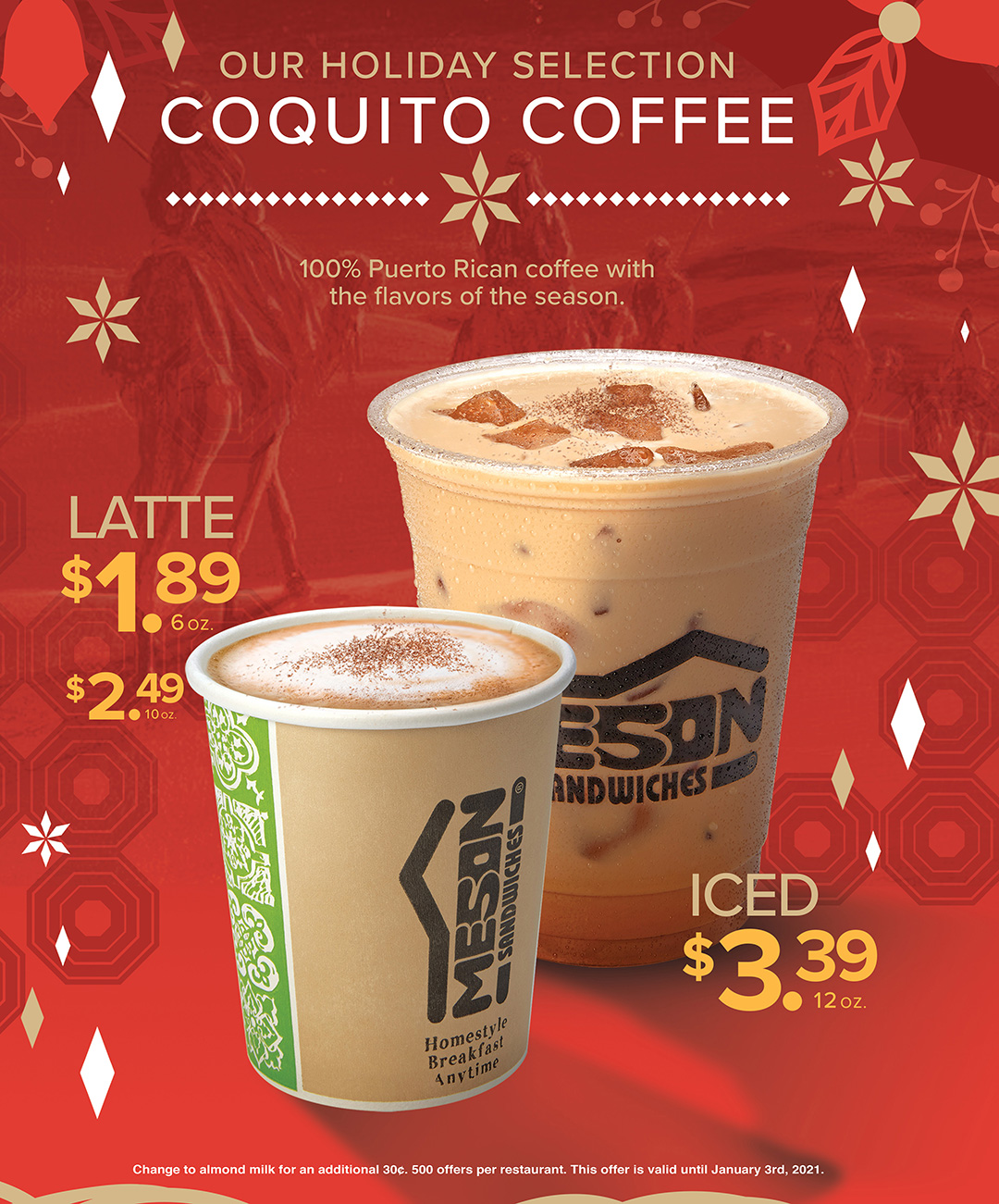Coquito Coffee